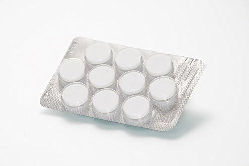 SHB Swiss Cafe Clean 10 pastillas de limpieza para cafeteras automáticas, cafetera expreso, portafiltros etc. (kaffef ettlöser, Café grasa limpiador): Amazon.es: Hogar