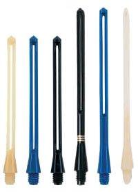 Unicorn darts slik stik 72. 3mm larga azul (72. 3mm) 74194