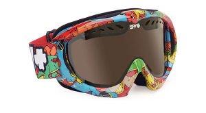 Spy Optic Targa Mini Goggles (Dino Junior, Bronze), Outdoor Stuffs