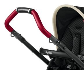 Peg Perego Replacement Handle Bar for Book 500 chassis.