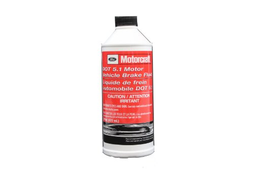 Genuine Ford Fluid PM-21 DOT-5.1 Motor Vehicle Brake Fluid - 16 (Ford F53 Motorhome Chassis)