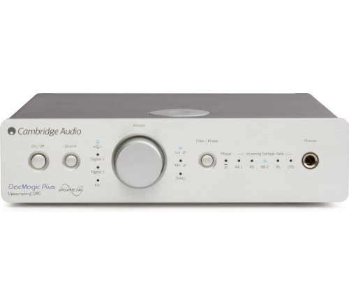 Cambridge Audio Azur DacMagic Plus Digital to Analogue for sale  Delivered anywhere in USA