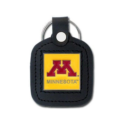 Siskiyou NCAA Square Key Chain Minnesota Golden Gophers, Black ()