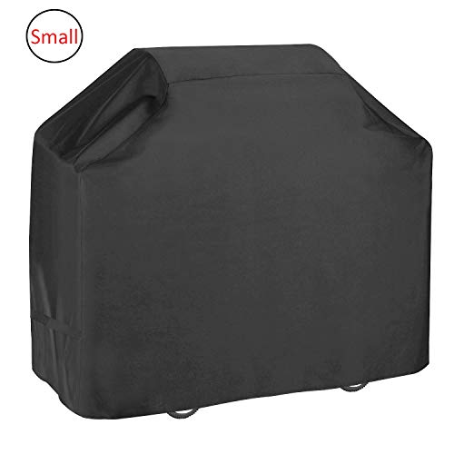 Bestalent BBQ Grill Cover Waterproof Suits for 28 inches Small Size Black