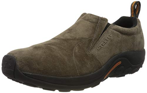Merrell Men's Jungle Moc Slip-On Shoe,Gunsmoke,9.5 M US