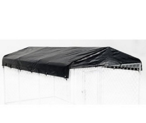 - Weatherguard Kennel Cover Only - No Frame - 5' x 15'