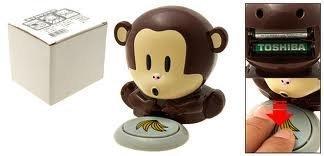 Cute Monkey Nail Polish Dryer DIY Beauty Supplies for Nails Boolevard Cosmetics Ltd.