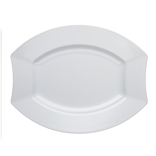 Architectural Plate (Party Essentials 20 Count Hard Plastic 10.5