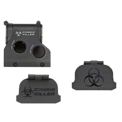 GG&G Hood and Lens Covers for EOTech 556/557 Series,Zombie Killer (557 Cover)