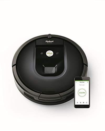 【 특별 사양 】 룸 985 아이 로봇 로봇 청소기 Wi-Fi 대응 헤매고 연동 매핑 자동 충전 및 자동 재시작 강한 흡 카펫 부스트 R985060 【 Alexa 대응 】 / 【Special Specification】Rumba 985 Eye Robot Robot Vacuum Cleaner Wi-Fi Compatible Sma...