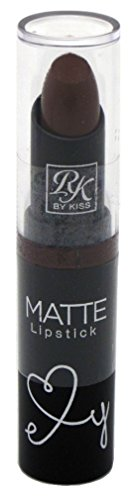 Kiss Ruby Kisses Matte Lipstick Spicy ()