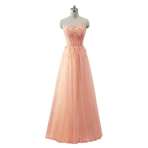 Tulle Long Maxi Abendkleid Perlen Love King's 100 Schatz Frauen Formal Ballkleider 7qf4IHftxw