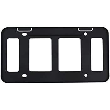 Amazon.com: Genuine Toyota Accessories PT413-34100 Front License ...