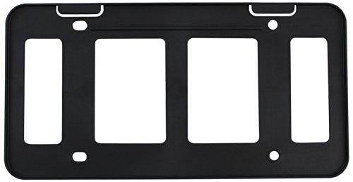 Genuine Toyota Accessories PT413-34100 Front License Plate Frame Bracket for Select Tundra Models - Toyota Bracket