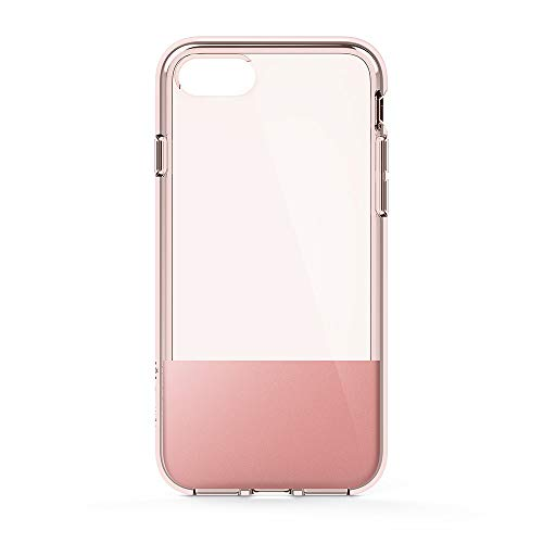 Belkin SheerForce Protective Case for iPhone 8 and iPhone 7 (Rose - Iphone Clear Belkin Case
