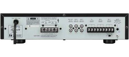 TOA A-2240 5-input 240 Watt Integrated Mixer/Power Amplifier