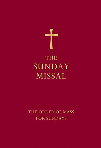 (The Sunday Missal (Red Edition))