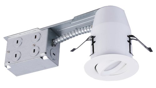 American Lighting EP3S RE 30 WH Recessed Downlights