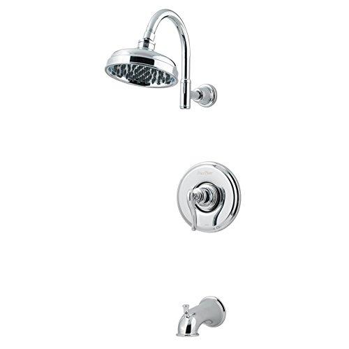field 1-Handle Tub & Shower Trim in Polished Chrome, 2.0gpm ()