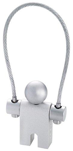 Jumper Keychain (Troika Jumper Key Chain Aluminum (KYR71AL))