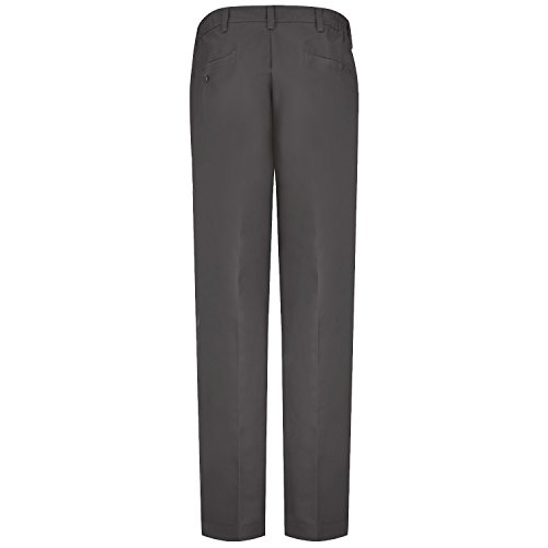 Averill's Sharper Uniforms Men's Industrial Elastic Insert Work Pant 48 Charcoal