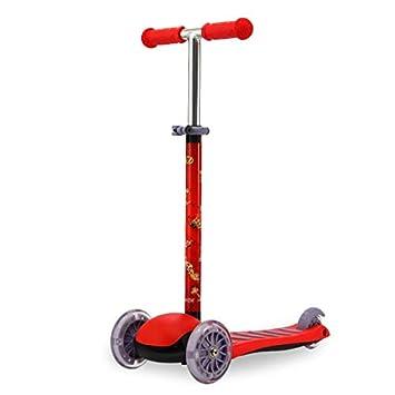 Cinta de correr de tres ruedas para Scooter 2-3-4-5-6 para niños ...