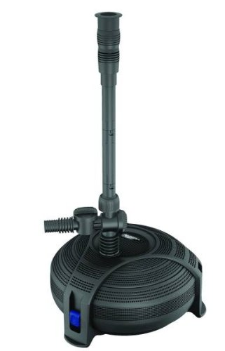 Aquascape 91015 AquaJet 1300 Submersible Pump for Ponds, Fountains, Waterfalls, and Filters, 1,350 GPH by Aquascape