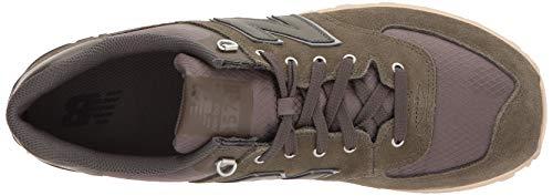 Green New Balance Men's Sneaker Oliva lKc13JTF