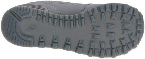 New Balance Ml574epg, Scarpe da Ginnastica Unisex Adulto Gunmetal