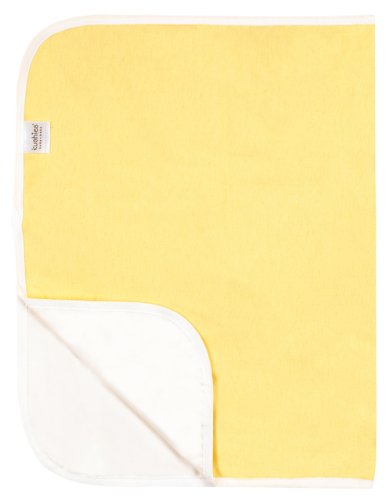 Kushies Deluxe Flannel Change Yellow