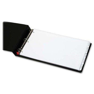 Erase Mylar Tab Dividers - 5