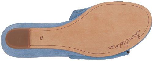 Zapato Denim Mujeres Talla Sam Edelman Destalonado Blue wEXSCq