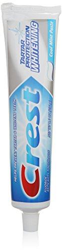 Crest Tartar Protection Tartar Control Toothpaste, Cool Mint Paste – 8.2 oz