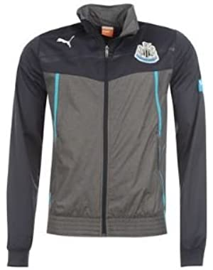 Newcastle Soccer Track Jacket