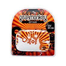 Gear Monkey Zip Case Fashion Soft Case for Nintendo DS, DS Lite, DSi - Orange, Gearmonkey
