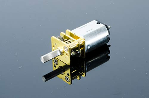 ACROBOTIC N20 Micro Metal Gearmotor 100RPM 6V for Arduino Raspberry Pi ESP8266 Robot Gear Motor