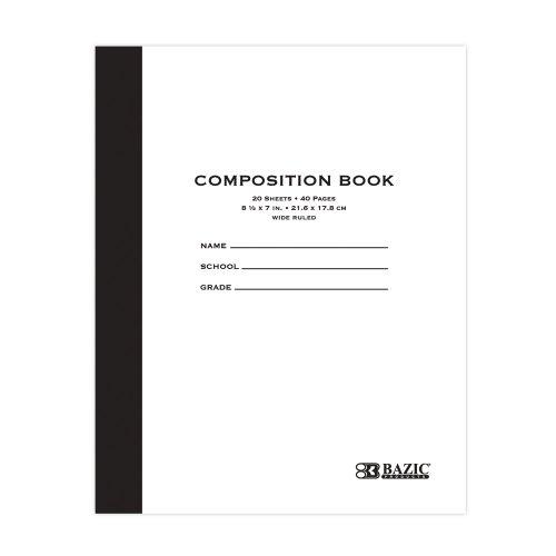 BAZIC Manila Cover Composition 5096 24
