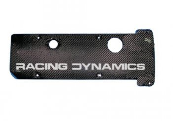 Racing Dynamics 131 74 54 015 Carbon Fiber Engine Cover