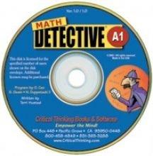 Math Detective A1 Software Grd 5-6