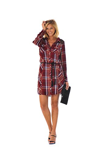 Kaporal - Camisas - para mujer Rojo