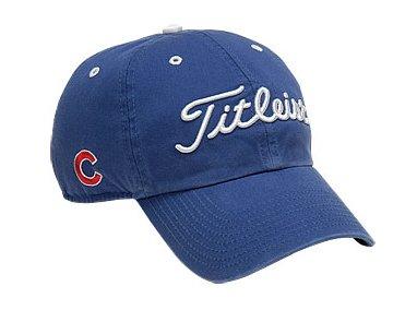 17eb215aa00 Amazon.com   Chicago Cubs Titleist Golf Hat   Golf Balls   Sports ...