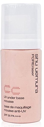 Shu Uemura Japanese Cosmetic UV under base mousse CC 30g ()
