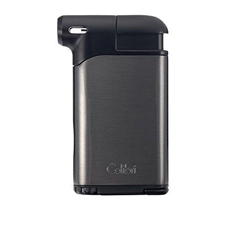 Colibri Pacific Air Soft Flame Lighter - Gunmetal-Black