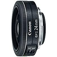 Canon EF-S 24mm f/2.8 STM Lens (Certified Refurbished)