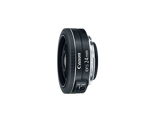 Canon EF-S 24mm f/2.8 STM Lens (Best 2.8 Lens For Canon)