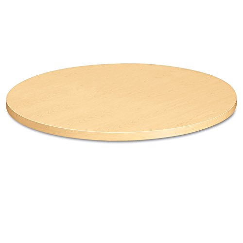 (HON Round Table Top, 36-Inch Diameter, Natural Maple)