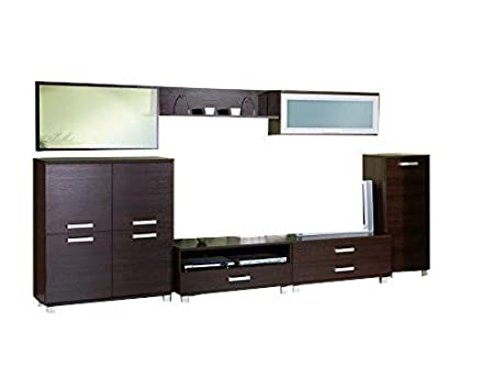 Mb Moebel Moderne Wohnwänd Wohnzimmerschrank Wohnzimmer Möbel 4 X
