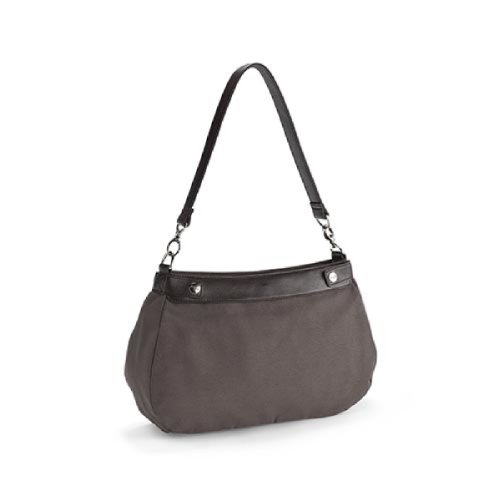 Thirty One Suite Skirt Purse in Brown - Purse Only - No Monogram - 4238