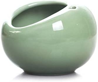 灰皿 , 青磁灰皿クリエイティブパーソナリティートレンド多機能セラミックス (色 : C, サイズ : 8.5*11.5cm)