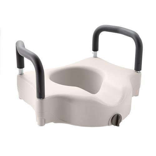 Active Authority Raised Toilet Seat Portable Elevated